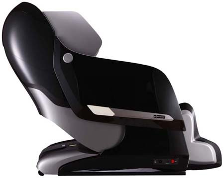 Infinity Iyashi Review BlacknBlack Side - Chair Institute
