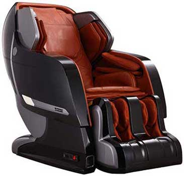 Different Types of Massage Chairs Infinity Iyashi Caramel - Chair Institute