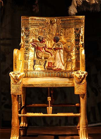 History of the Chair - Egyptian Chair - Chair Institute
