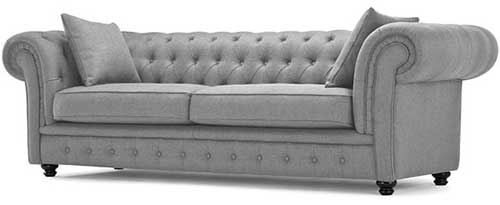 An Image of Branagh Chesterfield Sofa for Types of Chesterfield Chairs