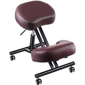An Image of a Superjare Ergonomic Working Stool
