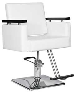 An Image of MARSHAL European Styling Barber Chair