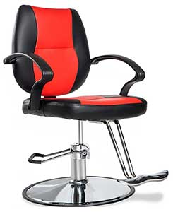 An Image of ​Merax Classic Hydraulic Barber Chair
