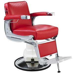 An Image of Takara Belmont 825 Elegance Electric Barber Chair