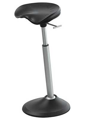 An Image Sample of Leaning Drafting Stool