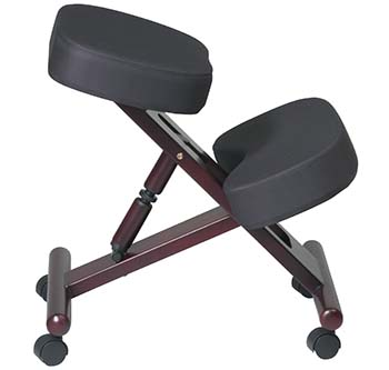 An image of Office Star Executive Kneeling Chair