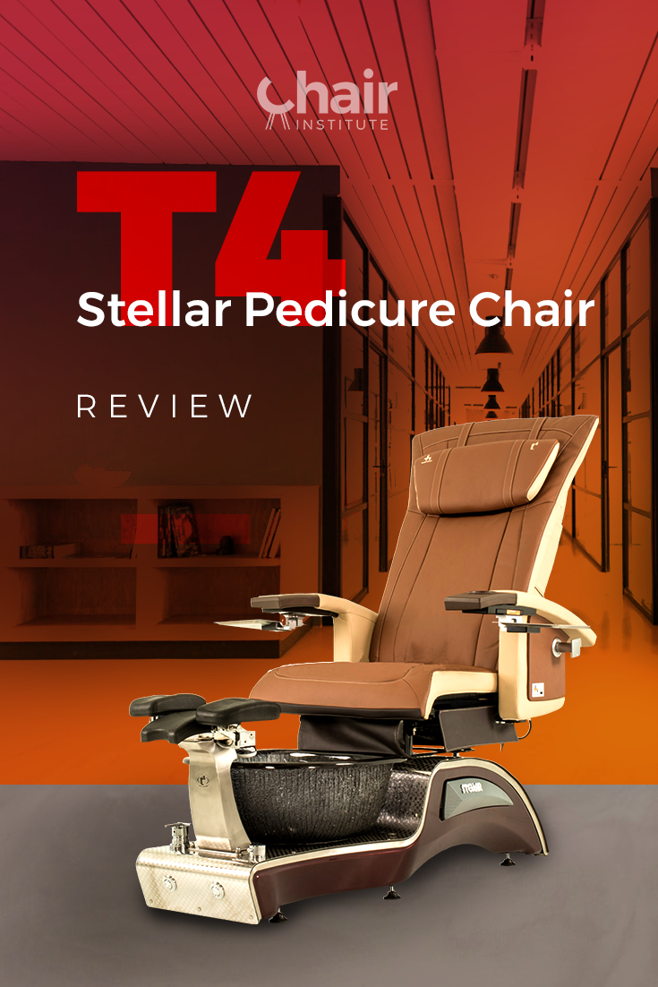 T4 Stellar Pedicure Chair Review