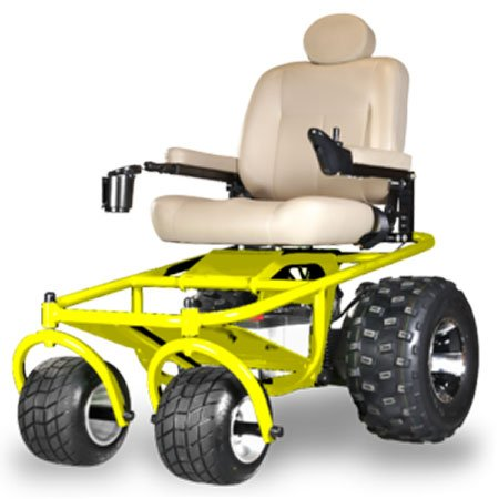 Nomad Beach Wheelchair Review 2020