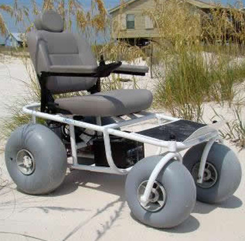 An Image of Beach Cruiser for Outdoor Extreme Mobility Beach Cruiser Review