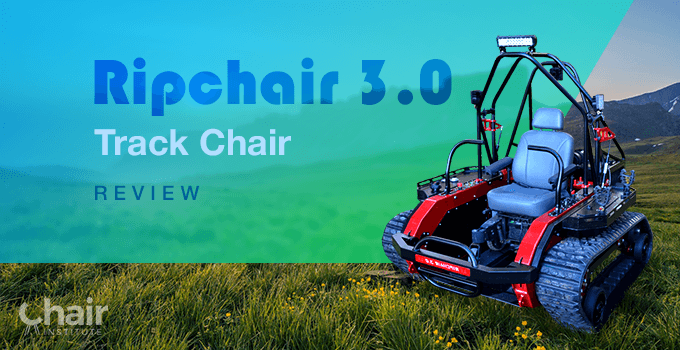 Ripchair 3.0 in a grassy outdoor