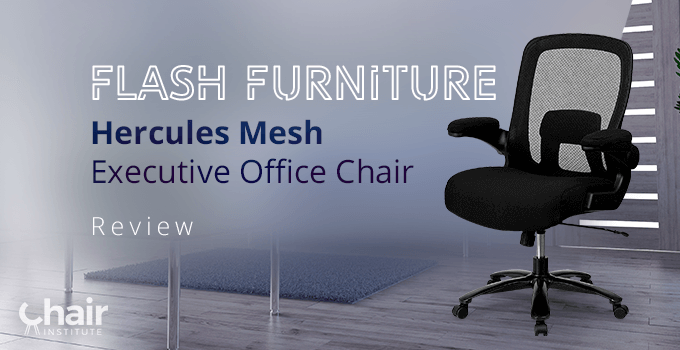 Flash Furniture Hercules Mesh Executive