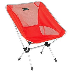 Crimson Color, Helinox One Camp Chair, Leftfront