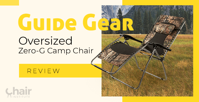 Guide Gear Oversized Zero-G Camp Chair