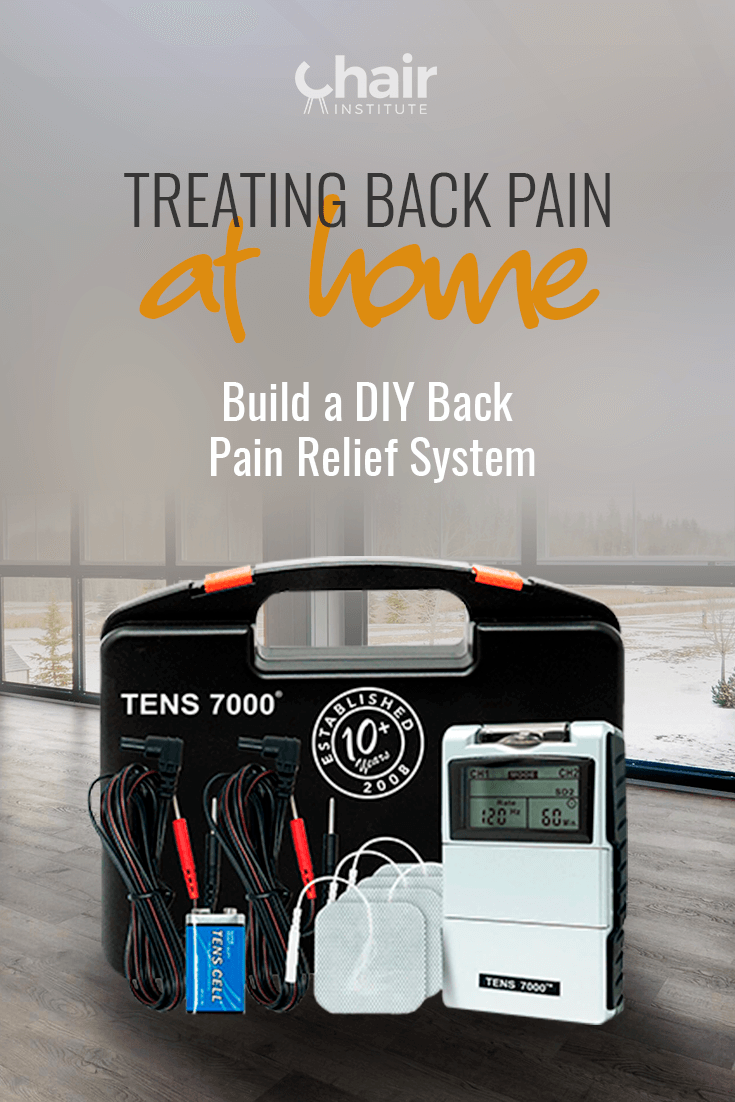 Treating Back Pain At Home: Build A DIY Back Pain Relief System